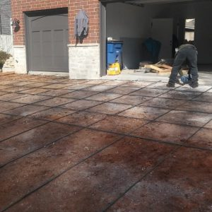 new home driveways