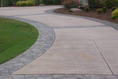 custom patio walkways