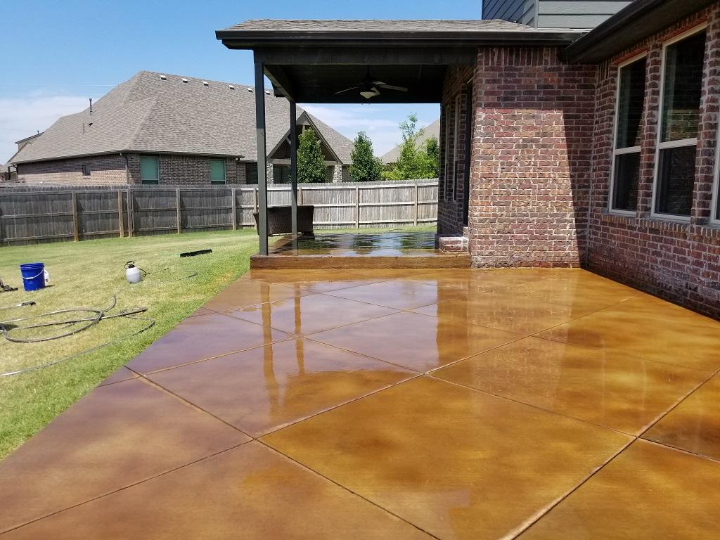 Concrete Company Tulsa Complete Concrete Of Oklahoma