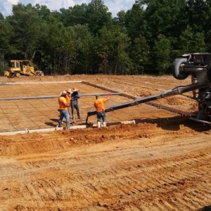 Broken Arrow Concrete Contractor