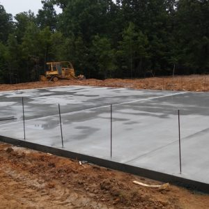 Broken Arrow Oklahoma Concrete Contractor Installation