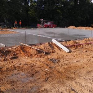 Concrete Installation Broken Arrow Oklahoma