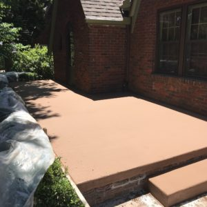 Concrete Contractor Patios