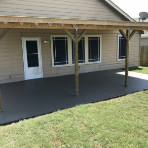 Concrete Contractors in Tulsa Broken Arrow Installation