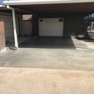Concrete Driveways and Patios Tulsa OK