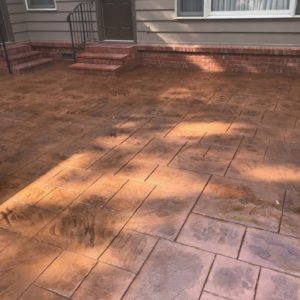 Stamped Concrete Companies Near Me Tulsa