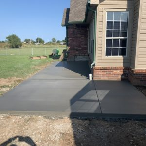 Commercial and Residential Concrete Tulsa OK